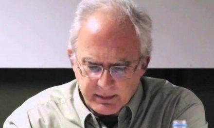 Καίρια απάντηση του Καθηγητή Γ.Μαργαρίτη στις προκλήσεις Ρίχτερ