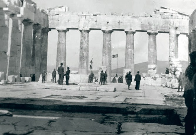 Ομιλία Δημ. Αλευρομάγειρου στην εκδήλωση στη ΛΑΕΔ για την επέτειο της εισόδου της Βέρμαχτ στην Αθήνα (υλικό αρχείου)