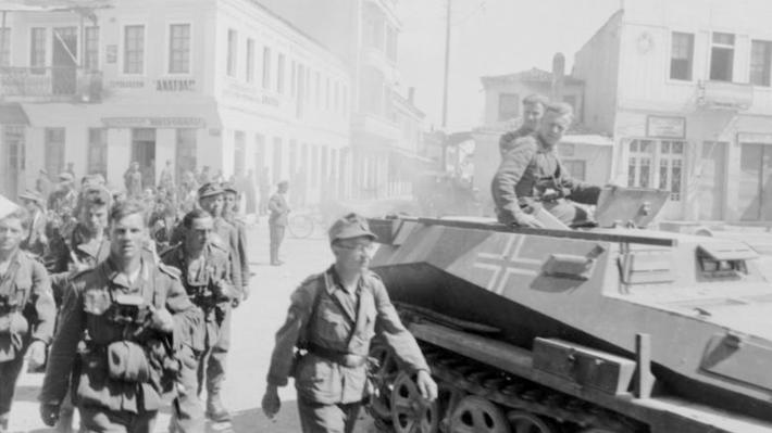 ΑΝΑΚΟΙΝΩΣΗ της ΠΕΑΕΑ-ΔΣΕ για τις 27 Απρίλη 1941