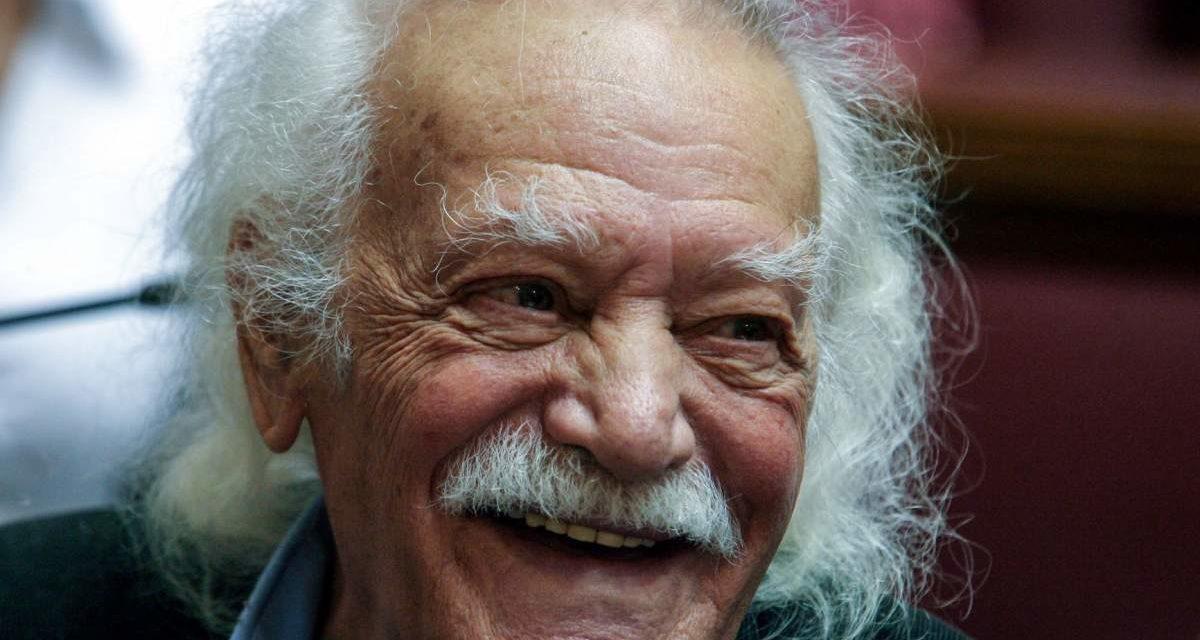 Μανώλης Γλέζος: πάντα με την Ελλάδα, το Λαό και το Δίκιο!