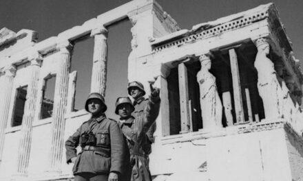 Γερμανικός Έλεγχος της Σύγχρονης Ελληνικής Ιστορίας