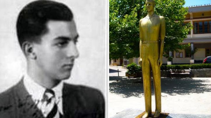 Μαθιός Πόταγας, ο 17χρονος που οι Ναζί εκτέλεσαν εν ψυχρώ επειδή τους έκλεισε το δρόμο. Ήταν η πρώτη πράξη αντίστασης στην κατεχόμενη Ελλάδα. Οι μαθητές – σύμβολα της Αντίστασης