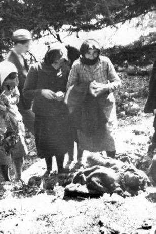 Τα θύματα των Ναζί στην Ελλάδα