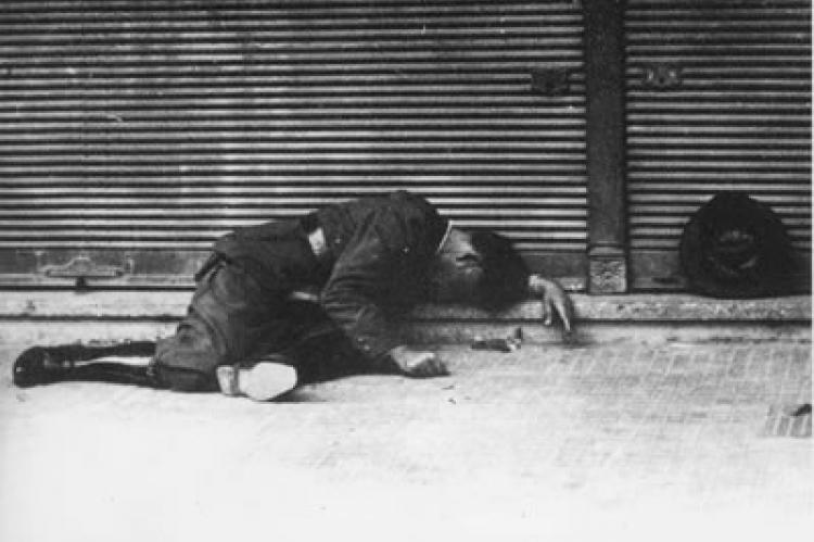 ΑΘΗΝΑ ΙΣΤΟΡΙΑ ΜΙΑΣ ΠΟΛΗΣ 1940: Η πείνα