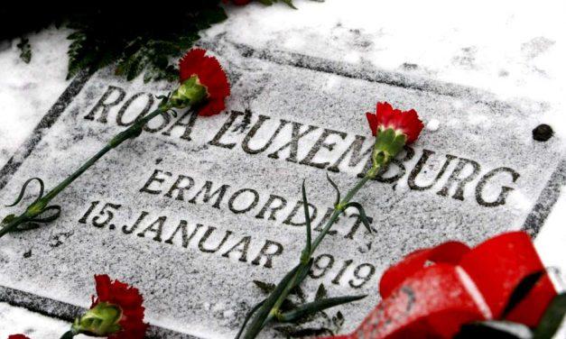 Η δολοφονία της Ρόζας Λούξεμπουργκ και η παραχάραξη της Ιστορίας