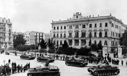 'Ετσι καταληστεύθηκε ο εθνικός μας πλούτος από τους Ναζί