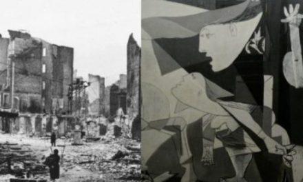 Ο βομβαρδισμός της Γκουέρνικα (26 Απριλίου 1937) και ο Πικάσο