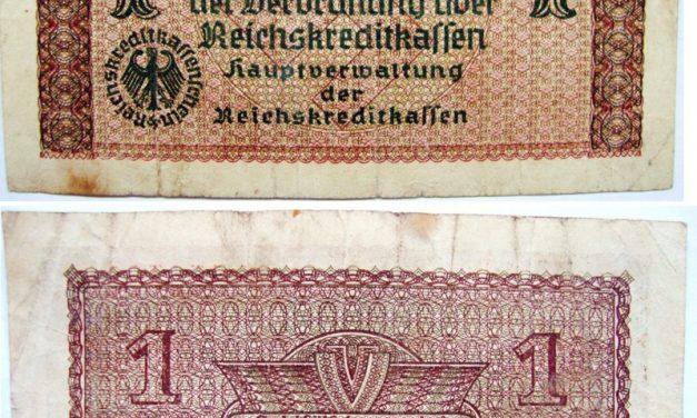 Η απάτη των Ναζί με τα πλαστά νομίσματα