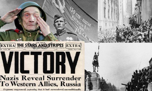 Ανακοίνωση της Παγκόσμιας Ομοσπονδίας Αντιστασιακών – Αντιφασιστών (FIR) για την 76η επέτειο της Αντιφασιστικής Νίκης των Λαών