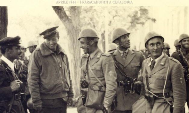 Οι Ιταλοί γιόρτασαν την «αεραπόβαση» στην Κεφαλονιά το 1941