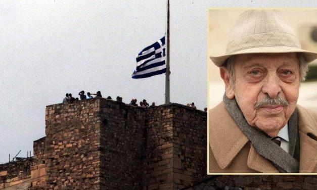 2011- 2021. Δέκα χρόνια από τον θάνατο του ήρωα της Ακρόπολης Λάκη Σάντα