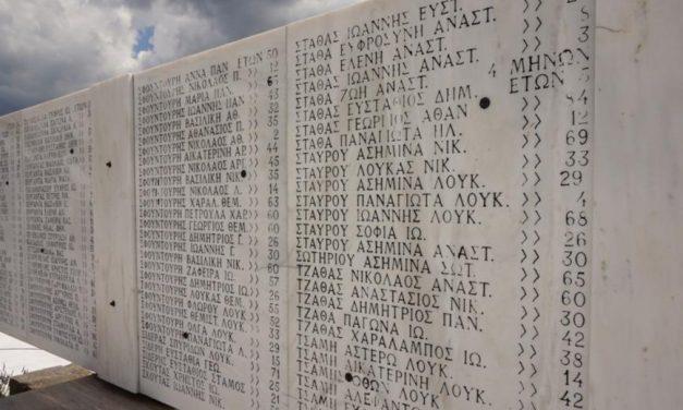 Η σφαγή στο Δίστομο: Η θηριωδία των ναζί που δεν μπορεί να ξεχαστεί… Ο αγώνας για δικαίωση συνεχίζεται